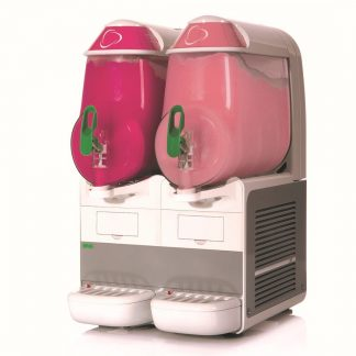 Bras B-Frozen 10 litre twin flavour slush machine
