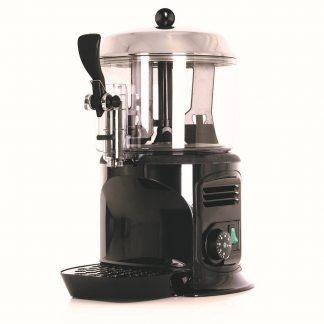 Bras Scirocco 3 Black Hot Drinks Dispenser