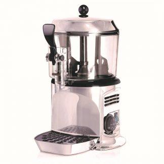 Bras Scirocco 3 Silver hot beverage dispenser
