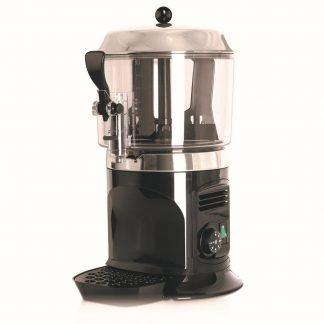 Bras Scirocco 5 Black Hot Beverage Dispenser