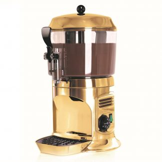 Bras Scirocco 5ltr Gold Hot Chocolate Dispenser