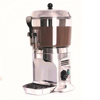 Bras Scirocco 5ltr Silver Hot Chocolate Dispenser