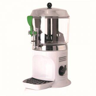 Bras Scirocco 5 litre White hot beverage dispenser
