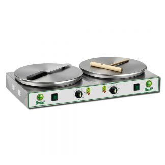 Fimar CRP2N Twin Plate Crepe Station