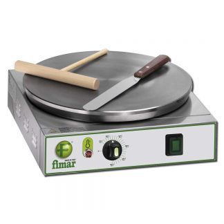 Fimar CRPN Single Plate Crepe Station