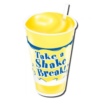 Flavor Burst Flavor Burst Banana Ripple Shake