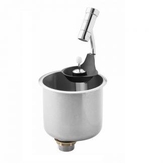 iScoop Shower ROUND Standard Built-in version