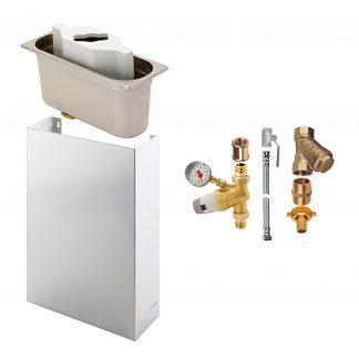 iSpatula Shower Wall mounted complete kit