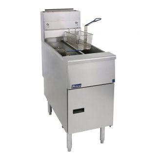 Pitco SG14T Gas Fryer